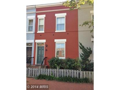 724-1/2 11TH ST SE Washington, DC MLS# DC8507258