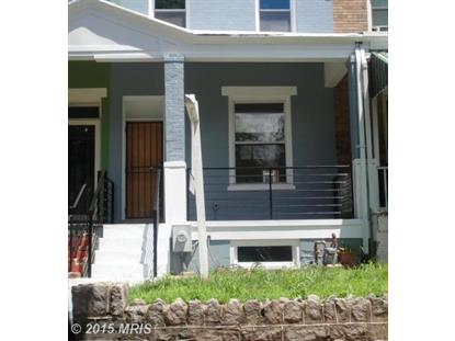 1616 G ST SE Washington, DC MLS# DC8527969