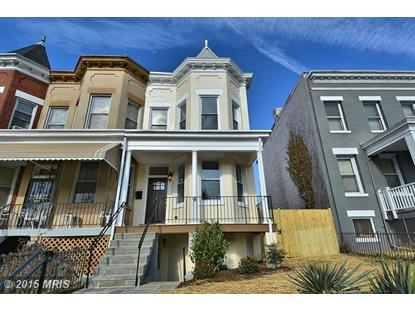 108 R ST NE Washington, DC MLS# DC8544055