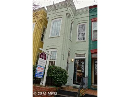 1412 C ST SE Washington, DC MLS# DC8551558