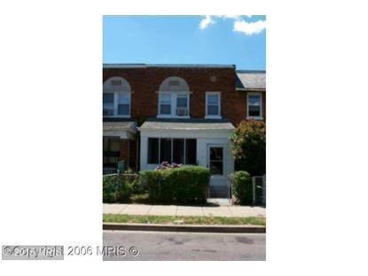 1735 INDEPENDENCE AVE SE Washington, DC MLS# DC8555174