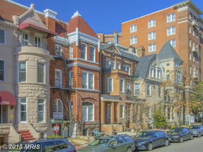 1508-1512 21ST ST NW Washington, DC MLS# DC8556530