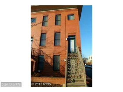 1354 C ST SE #A Washington, DC MLS# DC8557697