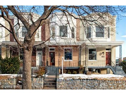 1536 A ST NE Washington, DC MLS# DC8563279