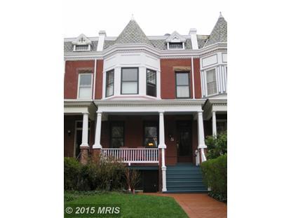 1323 NORTH CAROLINA AVE NE Washington, DC MLS# DC8599942