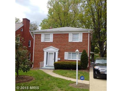 3646 BANGOR ST SE Washington, DC MLS# DC8622812