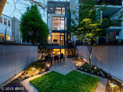 3609 R ST NW Washington, DC MLS# DC8636135