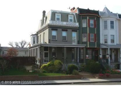 3556 13TH ST NW Washington, DC MLS# DC8688328