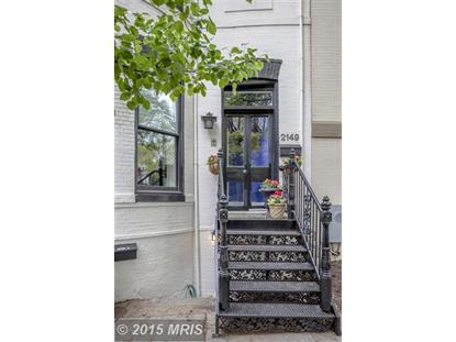 2149 FLORIDA AVE NW Washington, DC MLS# DC8750991