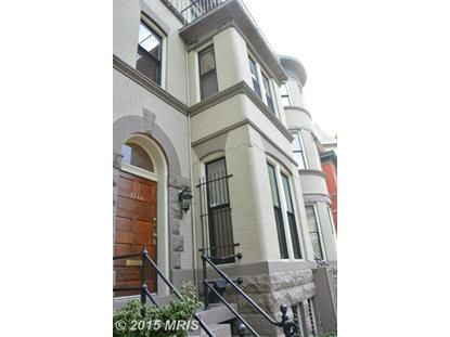 1744 SWANN ST NW Washington, DC MLS# DC8754932