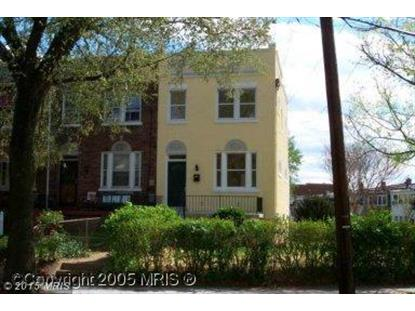 411 FRANKLIN ST NE Washington, DC MLS# DC8772096
