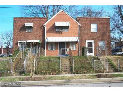 4042 2ND ST SW Washington, DC MLS# DC9501232
