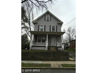2521 PARK PL SE Washington, DC MLS# DC9545690