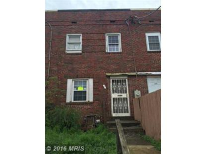 86 Q ST SW Washington, DC MLS# DC9617518