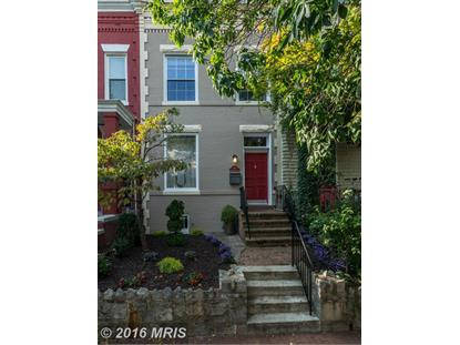 1311 INDEPENDENCE AVE SE Washington, DC MLS# DC9766434