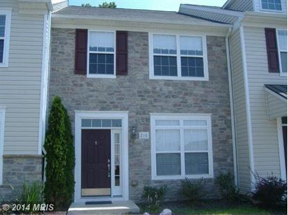 218 BRANT WAY Cambridge, MD MLS# DO8404224