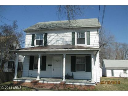 706 MARYLAND AVE Cambridge, MD MLS# DO8458780