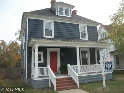 302 WEST END AVE Cambridge, MD MLS# DO8494713