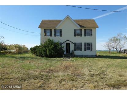 1818 HOOPERSVILLE RD Fishing Creek, MD MLS# DO8500452