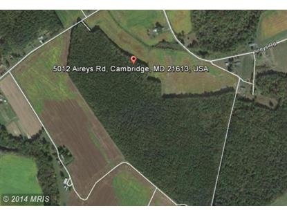 5012 AIREYS RD Cambridge, MD MLS# DO8500601