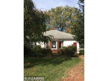 205 SOMERSET AVE Cambridge, MD MLS# DO8512598