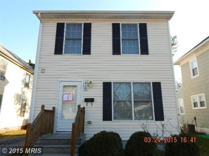 418 BOUNDARY AVE Cambridge, MD MLS# DO8601016
