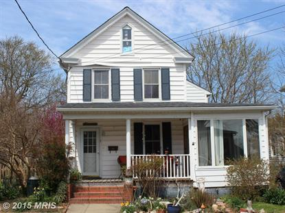 5 WEST  END AVE Cambridge, MD MLS# DO8602289