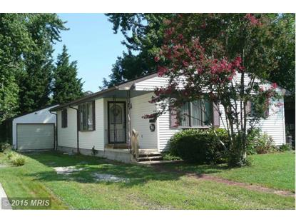 420 GLENBURN AVE Cambridge, MD MLS# DO8616162