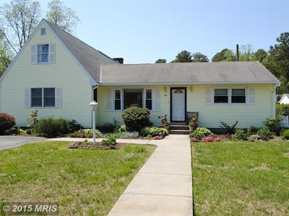 508 GOVERNORS AVE Cambridge, MD MLS# DO8622423