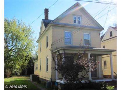 110 WEST END AVE Cambridge, MD MLS# DO8640530