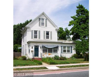404 MARYLAND AVE Cambridge, MD MLS# DO8669076