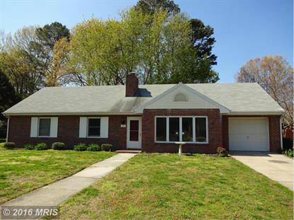 507 EDLON PARK DR Cambridge, MD MLS# DO9625104