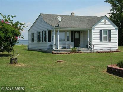 2345 HOOPERS ISLAND RD Fishing Creek, MD MLS# DO9726180