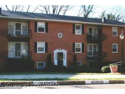 3846 LYNDHURST DR #103 Fairfax, VA MLS# FC8311512
