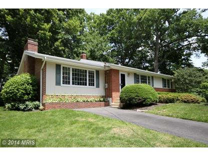 3818 DUSTON PL Fairfax, VA MLS# FC8405297