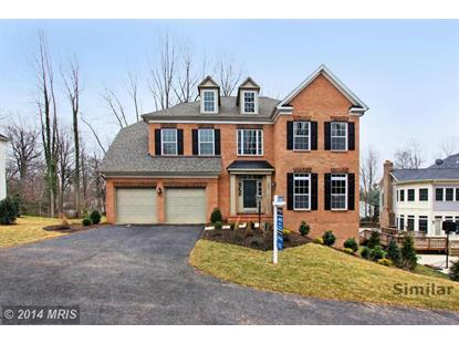 MCLEAN COURT Fairfax, VA MLS# FC8424944