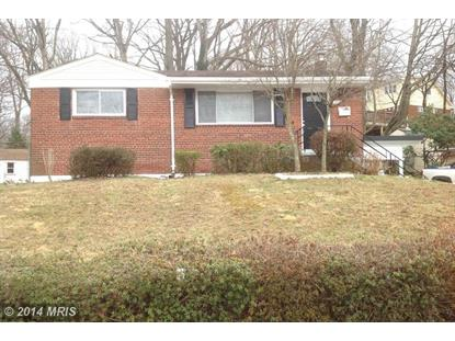3903 TEDRICH BLVD Fairfax, VA MLS# FC8466926