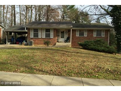 3165 PLANTATION PKWY Fairfax, VA MLS# FC8474045