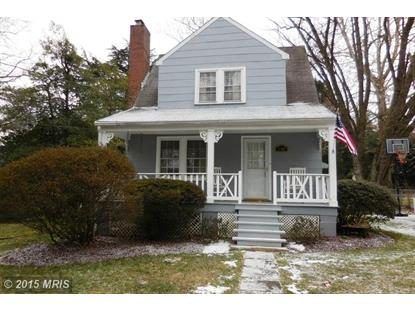 10123 DWIGHT AVE Fairfax, VA MLS# FC8534385