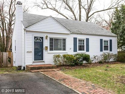 4029 WALTERS CT Fairfax, VA MLS# FC8568904