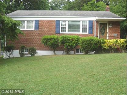 3817 TEDRICH BLVD Fairfax, VA MLS# FC8721099