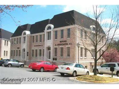 3927 OLD LEE HWY #101B Fairfax, VA MLS# FC8724170