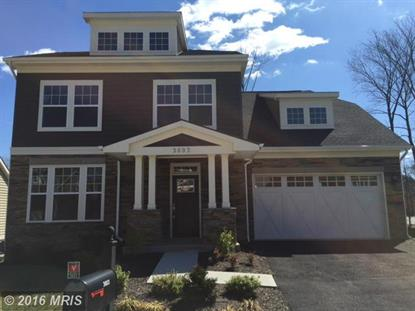 3603 MERCEDES WAY Fairfax, VA MLS# FC9601134