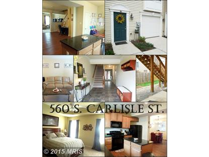 560 CARLISLE ST Greencastle, PA MLS# FL8609977