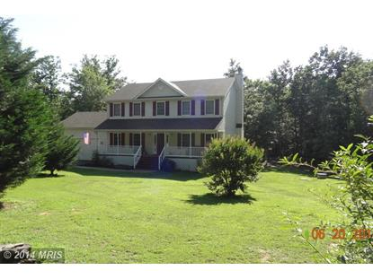 13361 THE DIRT RD Sumerduck, VA MLS# FQ8384307