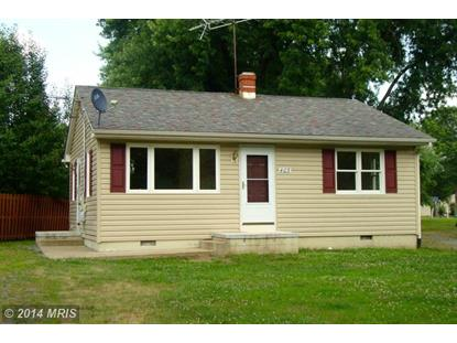 403 N. DUEY RD Remington, VA MLS# FQ8398922