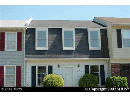 419 DENNING CT Warrenton, VA MLS# FQ8450067
