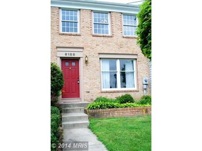 6188 STEAMBOAT WAY New Market, MD MLS# FR8333002