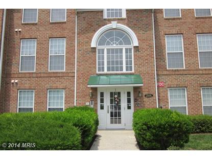 2508 COACH HOUSE WAY #3A Frederick, MD MLS# FR8394132