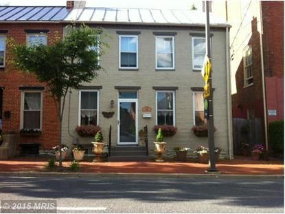 105 WEST SOUTH ST Frederick, MD MLS# FR8439499